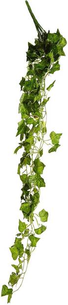 FOURWALLS Decorative Artificial Vine Creeper for Home and Office Décor (70 cm Tall, Green) Artificial Plant
