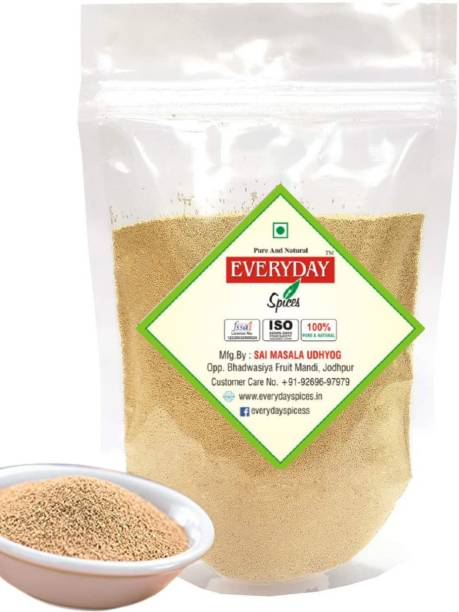 Everyday Spices Instant Dry Yeast Powder for kulchas, naans, pizza, pao, breads making Yeast Powder (100 g) Yeast Powder