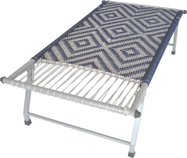 khatlawala Metal Single Bed