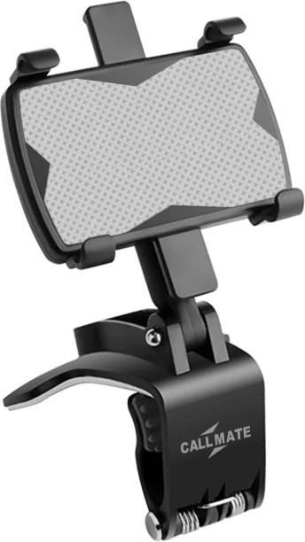 Callmate Car Mobile Holder for Steering, Dashboard, Clip