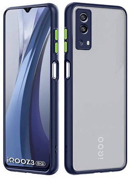 Colorcase Back Cover for IQ00 Z3 (5G)