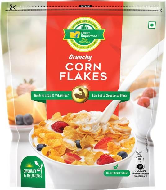 Flipkart Supermart Food Essentials Crunchy Corn Flakes