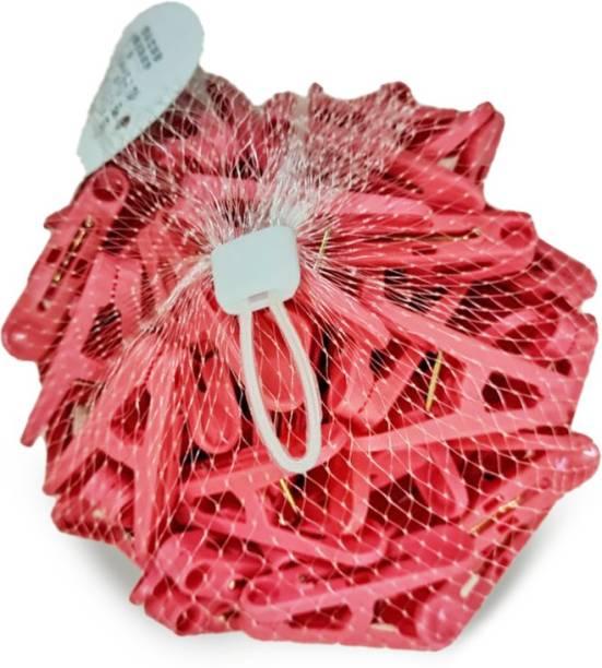 DHRITI Plastic Cloth Clips