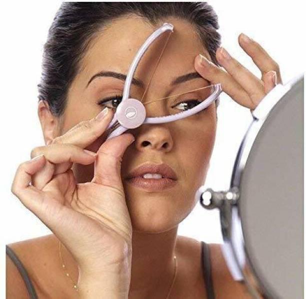 BROTHER And SISTA Silique Hair Facial Body Removal Threading Threader Epilator System Kit Hair Threading and Removal Epilator / Waxing System Eyebrow Thread