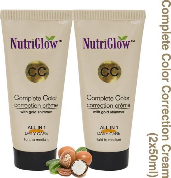 NutriGlow CC-Cream (Pack of 2) Foundation