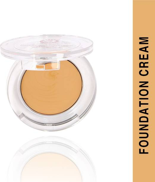COLORS QUEEN 24 HOURS PERFECT COVERAGE FOUNDATION CREAM ( Waterproof & Anti – Aging ) Foundation