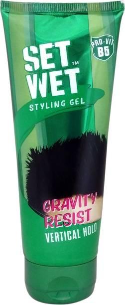 SET WET Vertical Hold Styling Gel Hair Gel