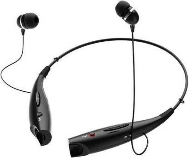 Qexle HBS-730 Bluetooth Headphone Stereo Sports Wireless Neckband Bluetooth Headset