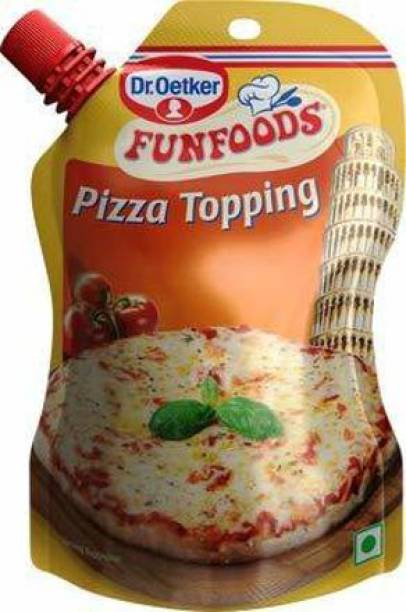 FUN FOODS Pizza Topping 100 Gram Pack Of 5 500 g