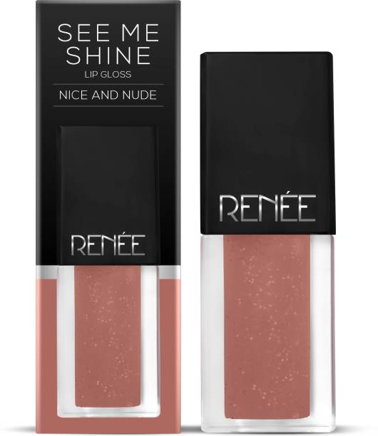 Renee See Me Shine Lip Gloss - Nice and Nude