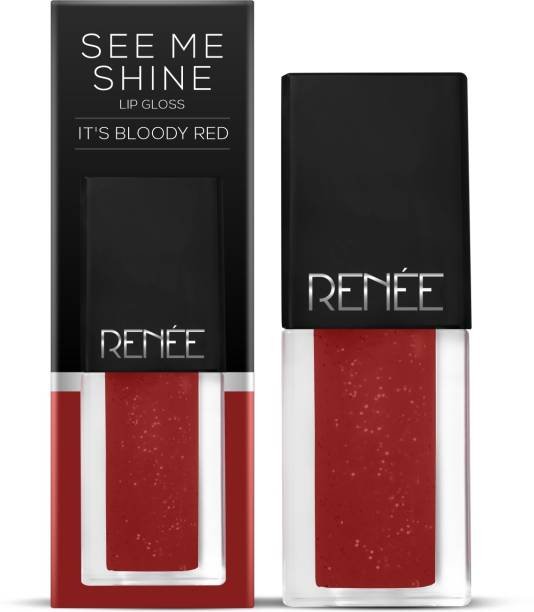 Renee See Me Shine Lip Gloss - It's Bloody Red
