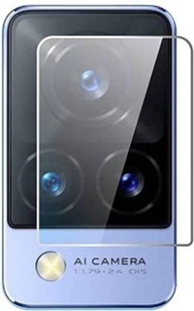 hirdesh Back Camera Lens Glass Protector for Vivo V21 5G, Camera Lens Protector