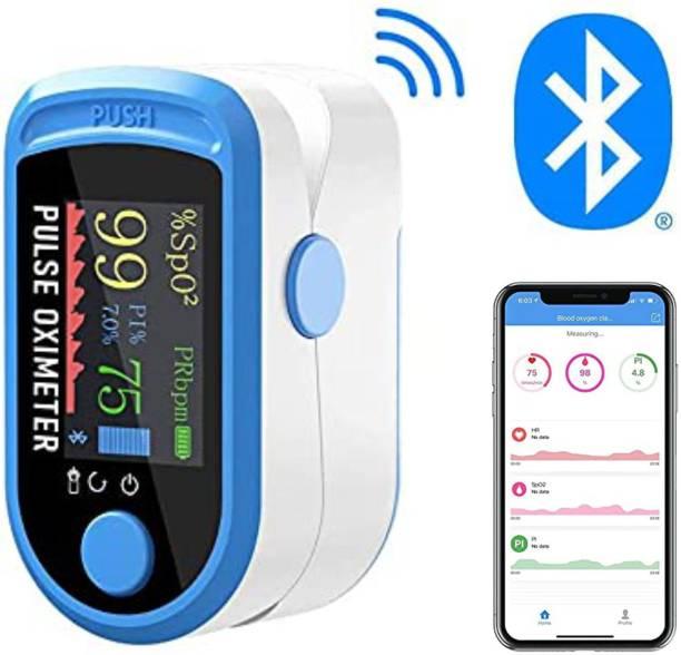 Shri Ram Creations Bluetooth Pulse Oximeter Pulse Oximeter
