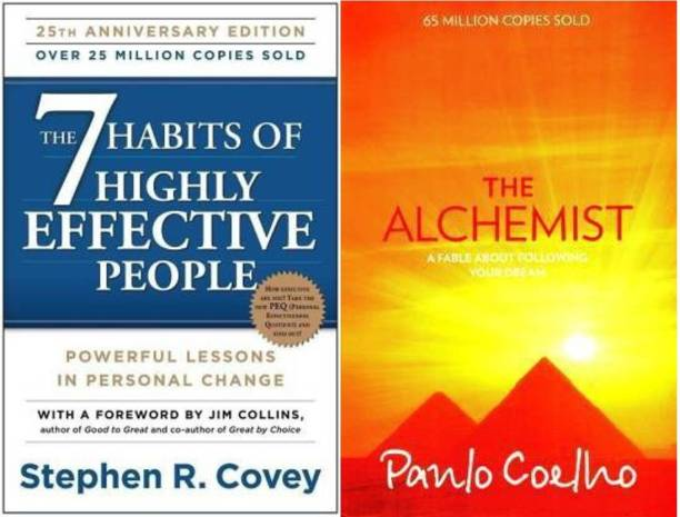 The 7 Habits Of Highly Effective People, The Alchemist
