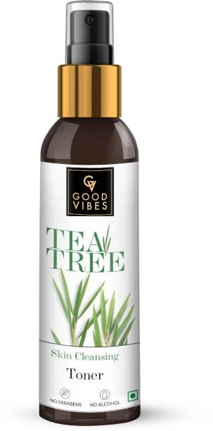 GOOD VIBES Tea Tree Face Toner (120 ml) Women