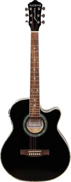 KADENCE KAD-BLK-EQ-C Acoustic Guitar Spruce Rosewood Right Hand Orientation