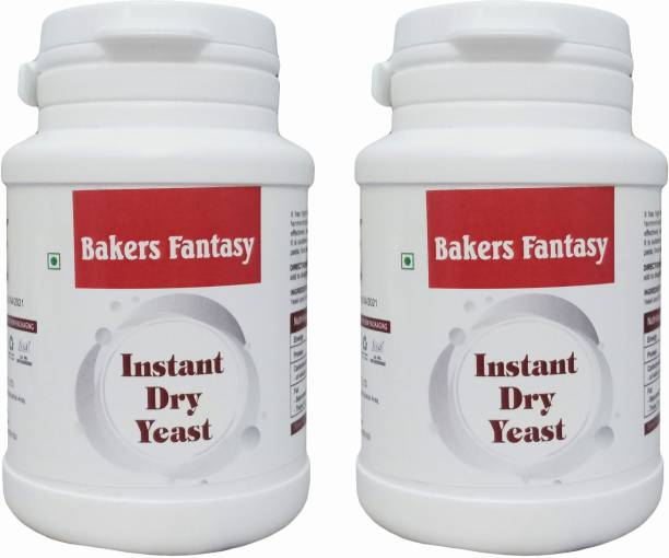 Bakers Fantasy Instant Dry Yeast Self Rising Flour Powder