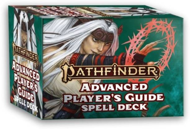 Pathfinder Advanced Players Guide Spell Deck P2