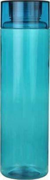 AADRSH COLLECTION Plastic Water Bottle 1L (Set of 1) 1000 ml Bottle