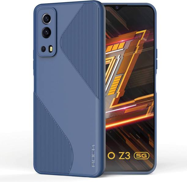 CareFone Back Cover for IQOO Z3 5G