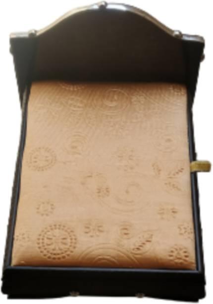 Krishna Kripa Gallery Laddu Gopal Ji Luxury Wooden Box Bed Very Comfortable Super Soft Quality 0 To 6 No Size Wooden Pooja Chowki