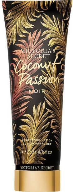 Victoria's Secret Coconut Passion Noir Lotion Deodorant Cream  -  For Women