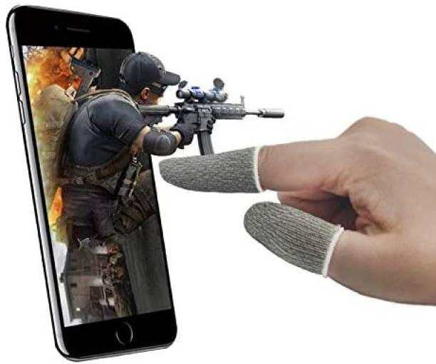 Sabitri Store Finger Sleeve, Anti Sweat, Slip Proof for PUBG Freefire  Gaming Accessory Kit