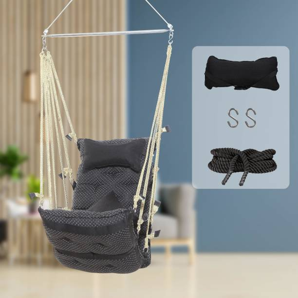 Smart Beans Jhula for Adults , Swing for Home Cotton Large Swing