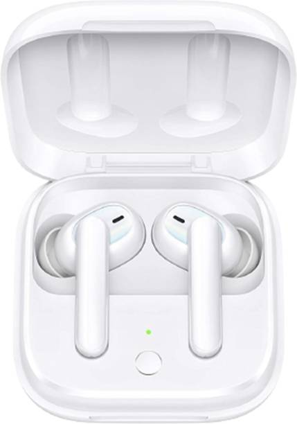 OPPO Enco W51 with Hybrid Active Noise Cancellation Bluetooth Headset
