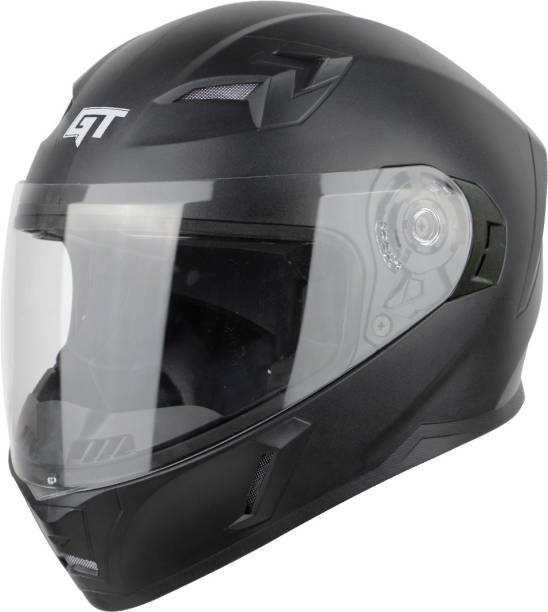Steelbird SBA-21 GT Full Face ISI Certified Helmet Motorbike Helmet