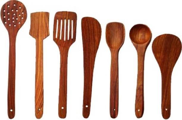 Shuffle Wooden Ladle
