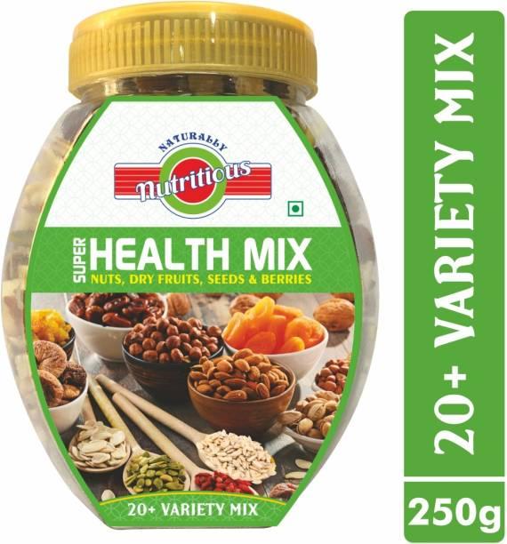 avighna's nutritious SUPER HEALTH MIX/ SUPER TRAIL MIX