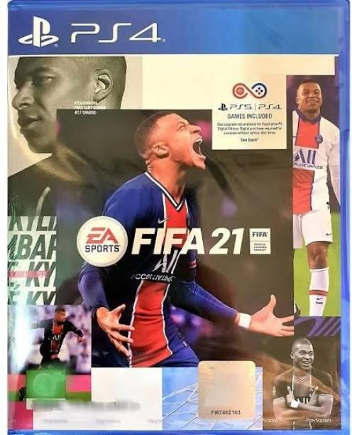 FIFA 21 (Free PS5 Upgrade)