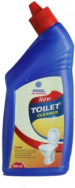 RADHE ENTERPRISE Toilet Cleaner Liquid Toilet Cleaner
