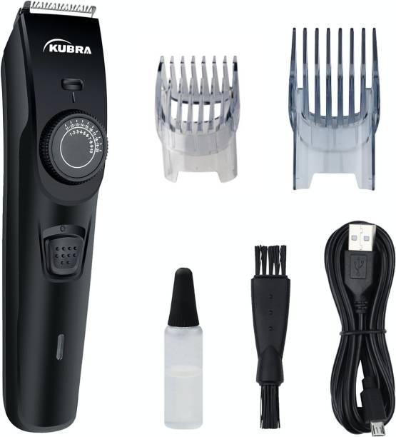 KUBRA KB-1088 40 Length Settings Rechargeable  Runtime: 45 min Trimmer for Men