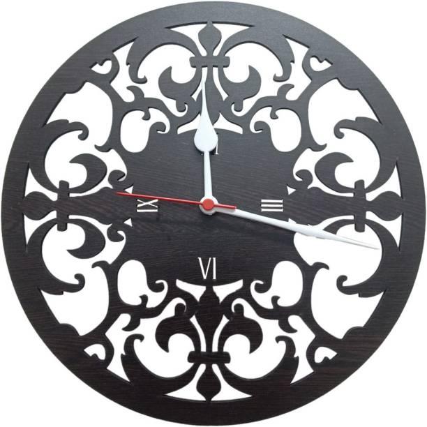 Glowbird Analog 25 cm X 25 cm Wall Clock