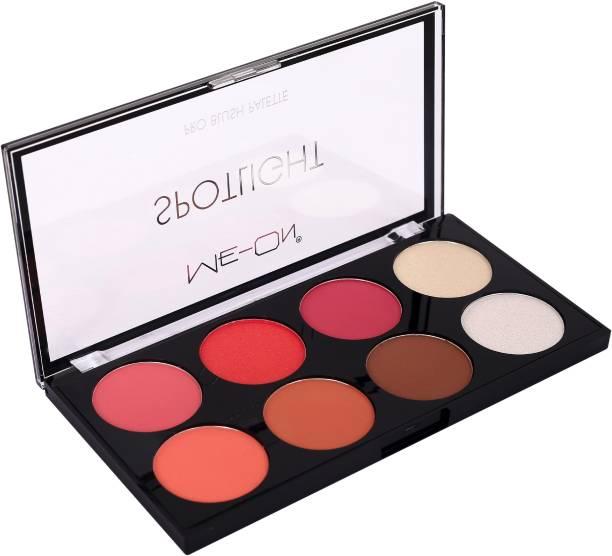 Me-On Spotlight Pro Blush Palette 01