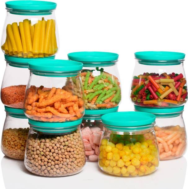 CIMPOLLOW Women's 1st Choice Airtight Kitchen Container / Plastic Container / Masala box / Kitchen Set / Jar Set / Container Set / Combo  - 800 Plastic Grocery Container