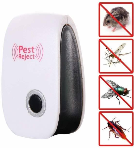 sarvopari mega mall 100% ECO Environmental Electronic ultrasonic anti Rat/mosquito repellent |Electric Insect Killer Machine|Electric Pest Control Machine Electric Insect Killer Electric Insect Killer