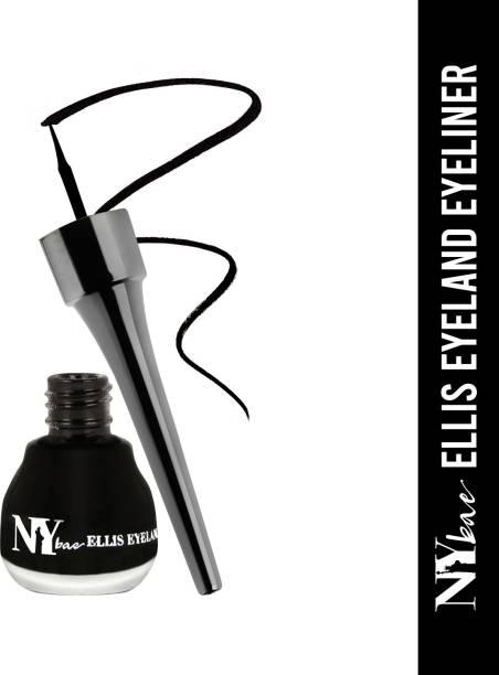 Ny Bae Liquid Eyeliner Black Ellis Eyeland - Black Pearl 1 (6 ml) 6 ml