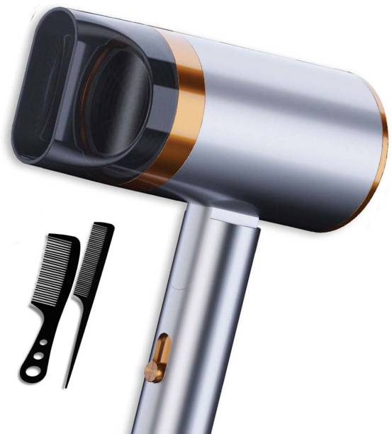 Pick Ur Needs Professional Ionic Silky Shine Hot And Cold Foldable Hair Dryer With Over Heat Protection Hair Dryer
