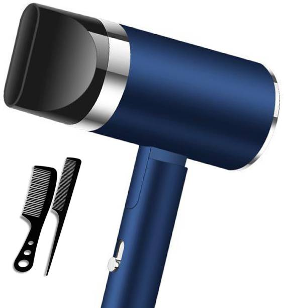Pick Ur Needs PUN-618 Professional Ionic Silky Shine Hot And Cold Foldable Hair Dryer With Over Heat Protection Hair Dryer