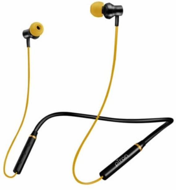 PTron Tangentbeat Bluetooth 5.0 Wireless Headphones with Deep Bass Bluetooth Headset
