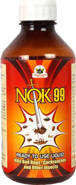 NOK-99 Premium Ready To Use Liquid Multipurpose Cockroach And Insect Killer