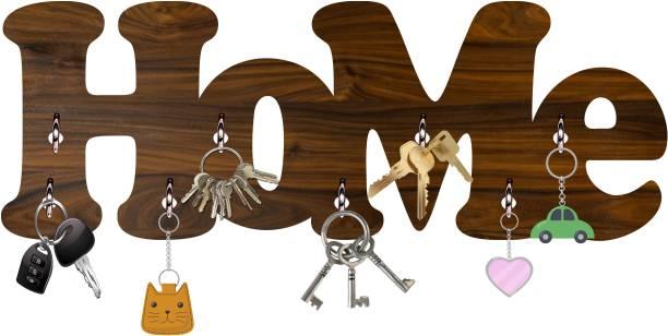 CRANK Pro Wood Key Holder