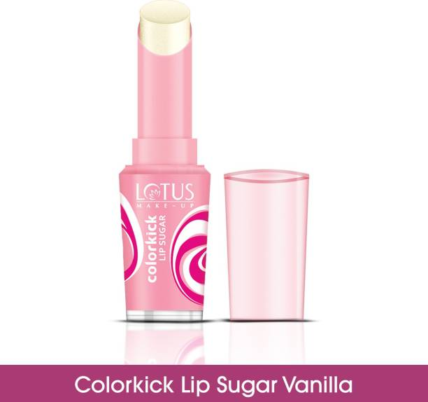 LOTUS MAKE - UP Colorkick Lip Sugar Vanilla