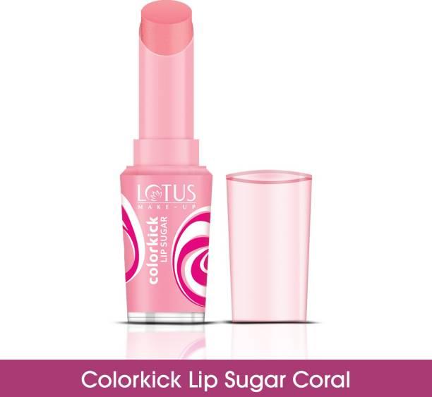 LOTUS MAKE - UP Colorkick Lip Sugar Coral