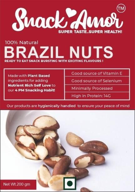 Snack Amor Brazil Nuts Brazil Nuts