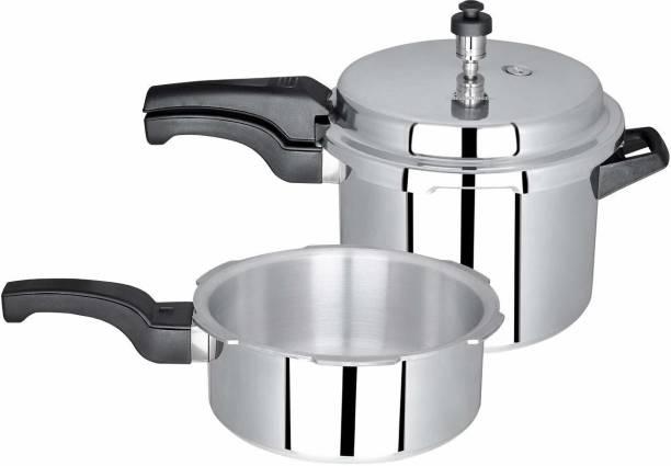 eGee 3 L, 5 L Induction Bottom Pressure Cooker