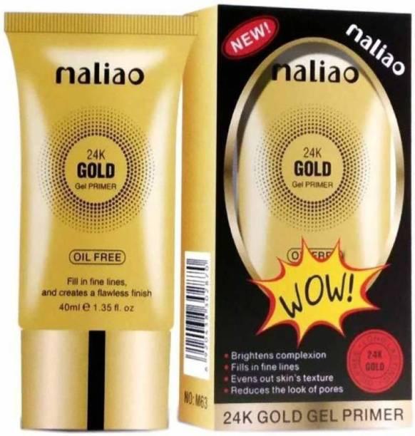maliao 24K GOLD GEL PRIMER OIL  Primer  - 40 ml